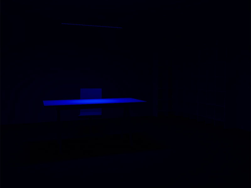 led streifen led strip blau 12v 24w smd led online led kaufen. Black Bedroom Furniture Sets. Home Design Ideas