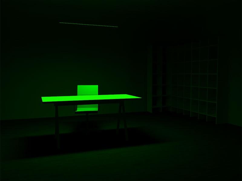 led streifen led strip gr n 12v 24w smd led. Black Bedroom Furniture Sets. Home Design Ideas