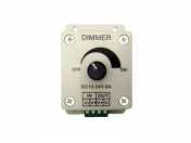 LED Aufputz-Dimmer 12V-24V
